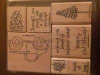 Original Rubber Stamp Set