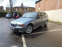 BMW 325 SE DIESEL AUTOMATIC TOURING ESTATE WITH LEATHER INTERIOR