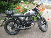 Mutt Mongrel 125cc.