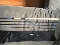 Berkley travel rod NEW and unused
