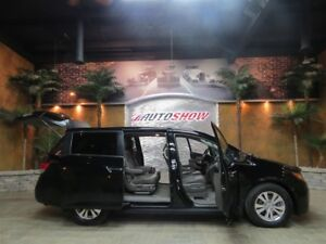 2014 Honda Odyssey DVD/GAMER...ROOF/ NAV / CAMERA / LEATHER...lo