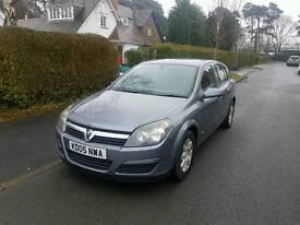Diesel Vauxhall Astra 1.7cdti 2005 model 5 door with 10 months MOT ,px welcome