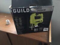 Electric Guid Jigsaw.