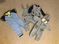 Baby clothes bundle 6-9 months (all Ted Baker)