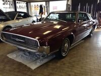 1967 Ford Thunderbird COUPE LOADED