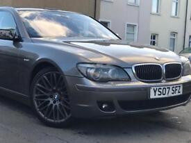 2007 ( 07 ) BMW 730D SPORT AUTO 2995cc DIESEL GREY-NAV+FULL LEATHER HEATED SEATS STUNNING EXAMPLE