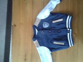 Brand new 0-3 month baby jacket