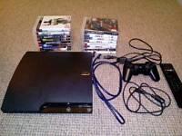 Playstation 3 Ps3 slim 160gb