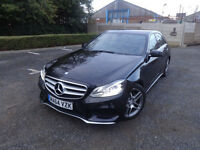 Mercedes-Benz E Class E250 Cdi Amg Sport Saloon Auto Diesel 0% FINANCE AVAILABLE