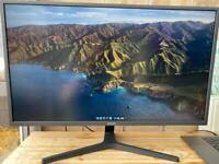 "Samsung 32"" UHD 4K 60Hz Monitor"