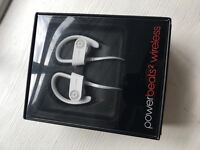 Beats By Dre Powerbeats 2 Wireless In Ear Headphones (White)