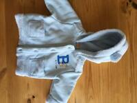Two baby duffel coats newborn