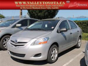 2007 Toyota Yaris Sedan Fixer-Upper (#382)