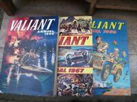 SEVENTEEN Comic annuals ,1960/80s