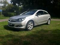 2006 Vauxhall Astra 1.6 Sxi 3dr Coup'e 75800 miles