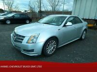 2010 Cadillac CTS TOIT OUVRANT
