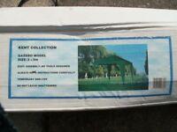 Gazebo 3 Meters x 3 Meters - Kent Collection.