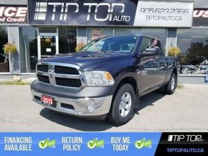 2013 Ram 1500 ST ** 1 Owner, Accident Free, 5.7 Hemi, 4X4 **