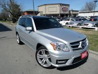 2012 Mercedes-Benz GLK-Class 4MATIC 20'' WHEELS PANORAMIC ROOF