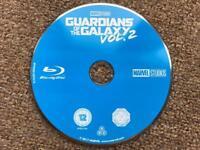Guardians of the galaxy Vol 2, Blu Ray DVD