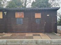 Pigeon loft/ shed