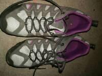 Size 5.5 Karrimor shoes. Excellent condition.