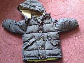 Boys Gap coat age3