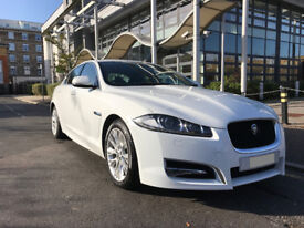 Jaguar XF 2.2 D 190 Sport Automatic Low Mileage
