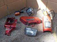 HONDA C90 Scooter parts variouse items all must go Offers invited for package