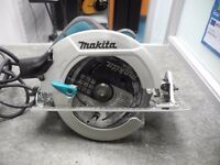 Makita Circular Saw HS7601 With Carring Case