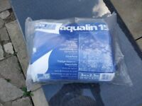 Pond liner new 15 pound 3m by 2.5