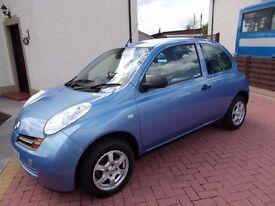 * * CARS * * LOOK !, Cheap Micra 1.2 S, LOW MILEAGE / YEARS MOT / BARGAIN ! ( not Corsa Fiesta )