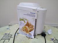 Breadmaker - Panasonic SD-2501 - Full working / Rarely used