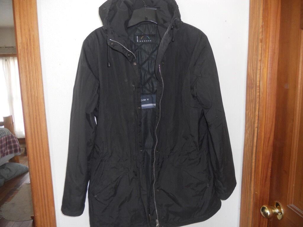 Купить Bogner - Bogner Ladies Hooded Black Ski Jacket Coat