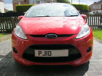 Fiesta zetec s Mountune MR155