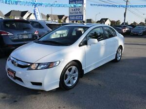 2009 Honda Civic Sport SPORT MODEL WITH SUNROOF ! SAVE !