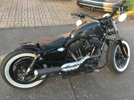 Harley-Davidson XL 1200 X FORTY EIGHT 12