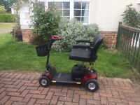 8 mile per hour disabled scooter pride go go for sale