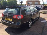 2010 VOLKSWAGEN PASSAT BLUEMOTION 1.6 TDI BROWN