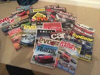 FREE! Random Car Magazines