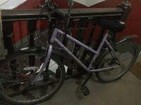 Ladies Townsend Hybrid Bicycle