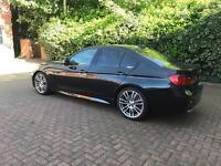 2014 BMW 3 SERIES 330D MSPORT AUTO BLACK
