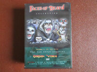 Faces Of Death Collection Box Set Vols 1-4 (Very Rare)