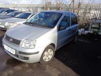2008(58reg) Fiat Panda 1.3 Diesel Multijet MOT'd October £795