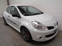 RENAULT CLIO 197 CUP , 2008 REG, LOW MILEAGE + FULL HISTORY, YEARS MOT, FINANCE AVAILABLE, WARRANTY
