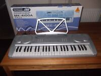Acoustic Solutions 49 keys Electric keyboard boxed very good condition