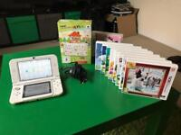 New Nintendo 3DS XL Limited Edition with Games Bundle