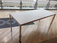 Brand new dining table (3pcs ) £8 each