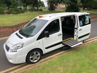Peugeot expect 2013 E7 taxi euro 5 engine 2.0 hdi black cab