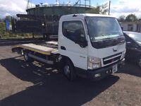 Recovery truck - Mitsubishi Canter Fuso - Ready for work!!!